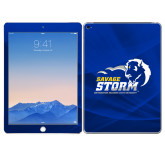 iPad Air 2 Skin-New Primary Logo, Background PMS 286 Blue