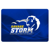 MacBook Pro 13 Inch Skin-New Primary Logo, Background PMS 286 Blue