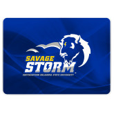 MacBook Pro 15 Inch Skin-New Primary Logo, Background PMS 286 Blue