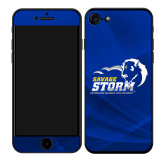 iPhone 7/8 Skin-New Primary Logo, Background PMS 286 Blue