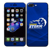 iPhone 7/8 Plus Skin-New Primary Logo, Background PMS 286 Blue