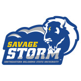 Extra Large Decal-New Primary Logo, 18 inches wide