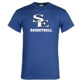 Royal T Shirt-SE Basketball