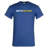 Royal T Shirt-Southeastern Flat