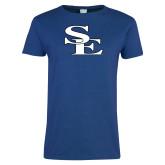 Ladies Royal T Shirt-Breakout SE