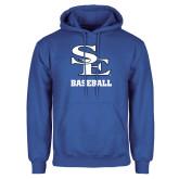 Royal Fleece Hoodie-SE Baseball