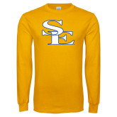 Gold Long Sleeve T Shirt-Breakout SE