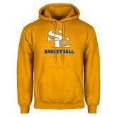 Gold Fleece Hoodie-SE Basketball