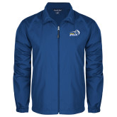 Full Zip Royal Wind Jacket-New Primary Logo Embroidery