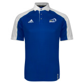 Adidas Modern Royal Varsity Polo-New Primary Logo Embroidery