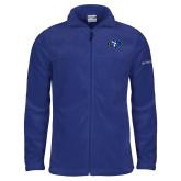Columbia Full Zip Royal Fleece Jacket-SE Primary Logo
