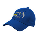 Royal Heavyweight Twill Pro Style Hat-New Primary Logo Embroidery