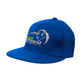 Royal OttoFlex Flat Bill Pro Style Hat-New Primary Logo Embroidery