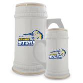 Full Color Decorative Ceramic Mug 22oz-New Primary Logo