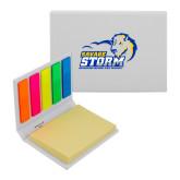 Micro Sticky Book-New Primary Logo