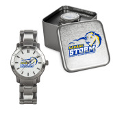 Mens Stainless Steel Fashion Watch-New Primary Logo