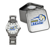 Ladies Stainless Steel Fashion Watch-New Primary Logo