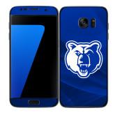 Samsung Galaxy S7 Edge Skin-Bear Head