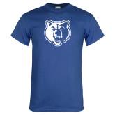 Royal T Shirt-Bear Head