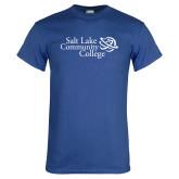 Royal T Shirt-Instituitonal Mark
