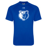 Under Armour Royal Tech Tee-Bear Head