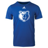 Adidas Royal Logo T Shirt-Bear Head