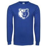 Royal Long Sleeve T Shirt-Bear Head
