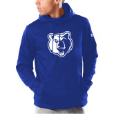 Under Armour Royal Armour Fleece Hoodie-Bear Head