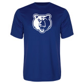 Performance Royal Tee-Bear Head