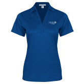 Ladies Royal Performance Fine Jacquard Polo-Instituitonal Mark