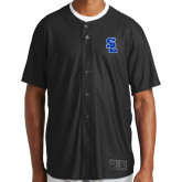 New Era Black Diamond Era Jersey-Primary Mark