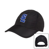 Black Performance Cap-Primary Mark
