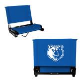 Stadium Chair Royal-Bear Head