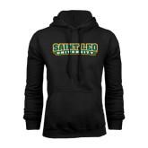 Black Fleece Hoodie-Saint Leo University