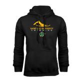 Black Fleece Hood-Swimmer Design
