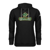 Adidas Climawarm Black Team Issue Hoodie-Saint Leo University - Official Logo