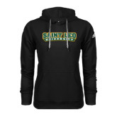 Adidas Climawarm Black Team Issue Hoodie-Saint Leo University