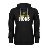 Adidas Climawarm Black Team Issue Hoodie-Fear The Lions