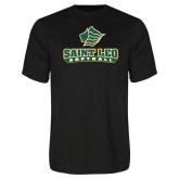 Syntrel Performance Black Tee-Softball