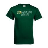 Dark Green T Shirt-Grandpa