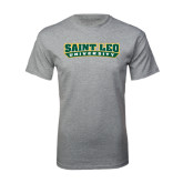 Grey T Shirt-Saint Leo University
