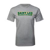 Sport Grey T Shirt-Saint Leo University