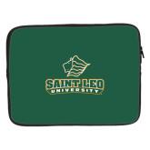 15 inch Neoprene Laptop Sleeve-Saint Leo University - Official Logo