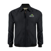 Black Players Jacket-Saint Leo University - Institutional Mark