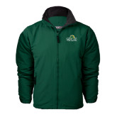 Dark Green Survivor Jacket-Saint Leo University - Institutional Mark