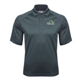 Charcoal Dri Mesh Pro Polo-Saint Leo University - Institutional Mark
