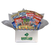 College Care Package Snackdown Deluxe-Saint Leo University - Official Logo