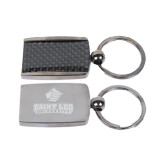 Corbetta Key Holder-Saint Leo University - Official Logo Engraved