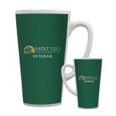 Full Color Latte Mug 17oz-Veteran