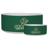 Ceramic Dog Bowl-Saint Leo University - Official Logo